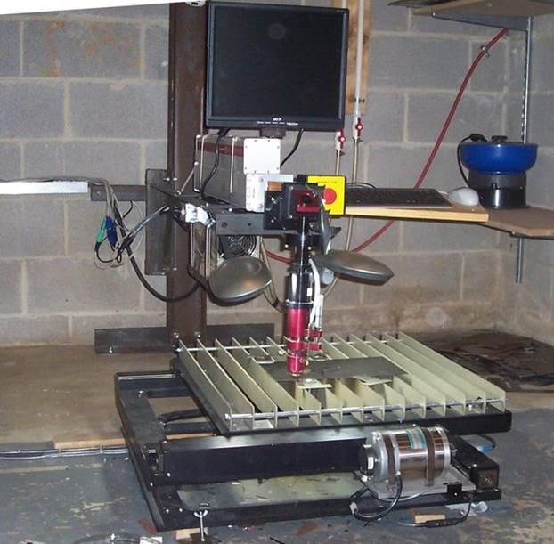 Лазерный станок своими руками как сделать